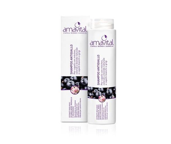 Amavital shampoo antigiallo
