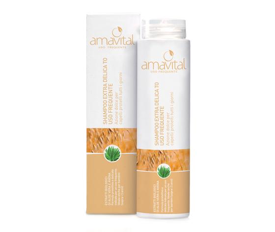 Amavital shampoo extra delicato uso frequente 250ml