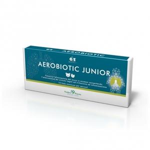 Gse Aerobiotic Junior 10 Fiale per Aerosol
