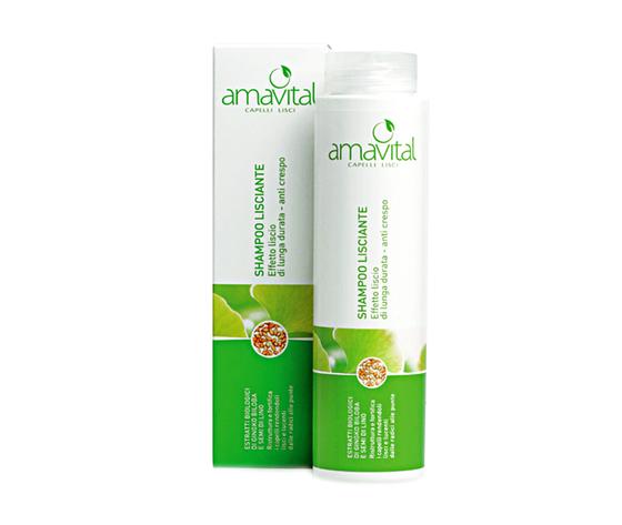 Amavital shampoo lisciante 250ml