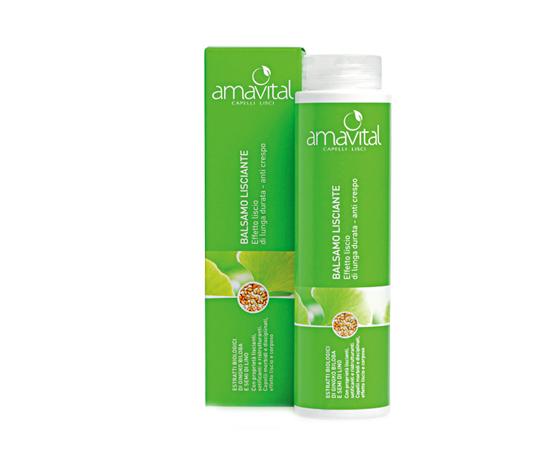 Amavital balsamo lisciante 250ml