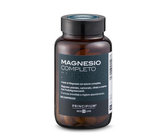 Magnesio completo 180