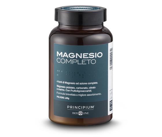 Magnesio completo 400
