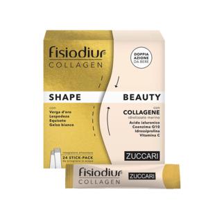 Fisiodur Collagen 24 stick-pack da 5g