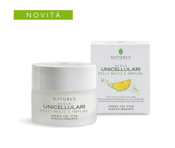 Crema gel viso riequilibrante 1