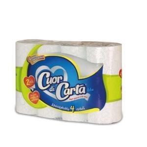 48 Rotoli carta asciugatutto 2 veli