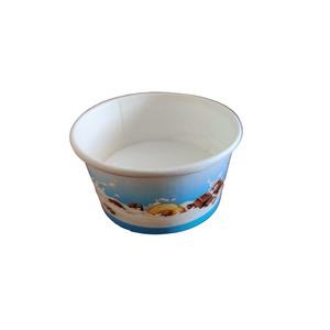60 Coppette gelato in cartoncino 75ml