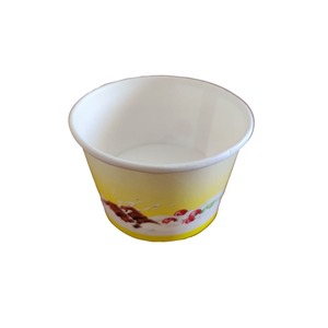 42 Coppette gelato in cartoncino 135ml