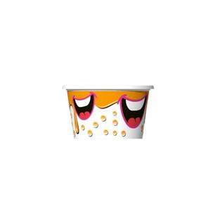 """50 Coppette gelato """"Typo Expressive"""" 130cc"""