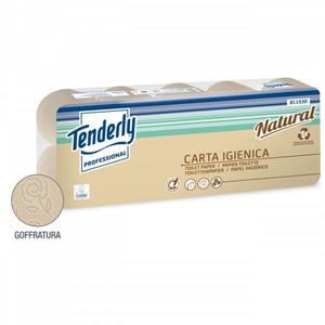 Carta igienica natural tenderly ct=12cfx10pz