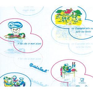 10Kg Carta politenata per alimenti 37x50 45gr
