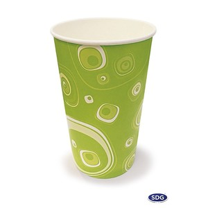 Bicchieri in cartoncino per bevande fredde 300ml