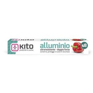 Rotolo alluminio 3 metri (24 pezzi)