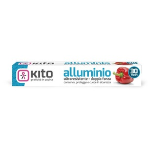 Rotolo alluminio 30 metri (24 pezzi)