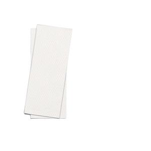 Busta porta posate bianca f.25x11 - 1000pz