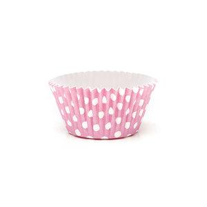 pirottini da cottura in cartoncino rosa