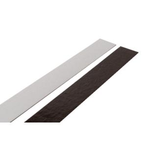 Fasce pasticceria in cartone Marrone/Bianco 10x70cm