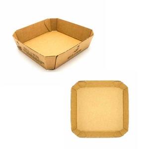 Contenitore in cartoncino per alimenti freddi (100 Pezzi)