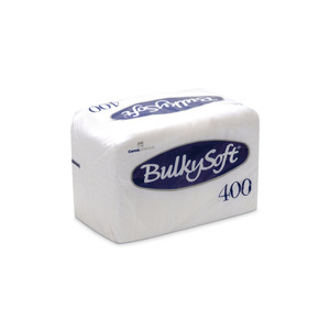 Tovagliolo Bianco sfalsato 1 Velo 27x30
