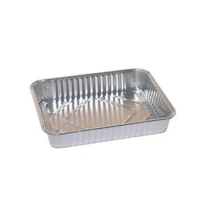 Contenitori alluminio  4 porzioni