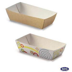 Vaschette porta fritto in carta