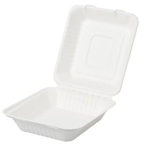 25 Box da asporto biodegradabili 1100ml