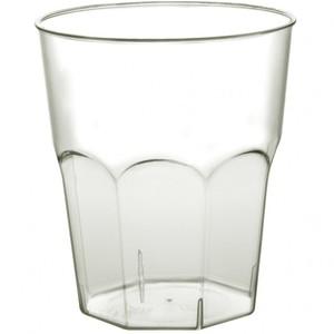 Bicchieri plastica per cocktail (vari)