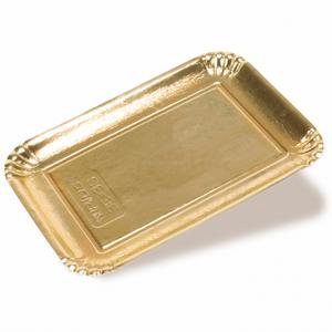 Vassoi Oro in cartone 14x19 - 10Kg