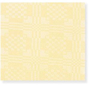 Tovaglie in carta 100x100cm Crema - 150pz
