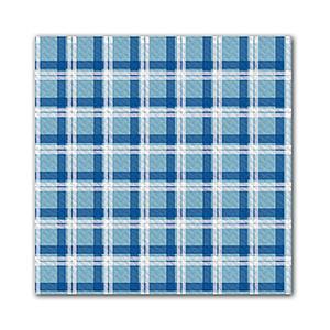 Tovaglie carta 100x100cm azzurro/blu - 250pz