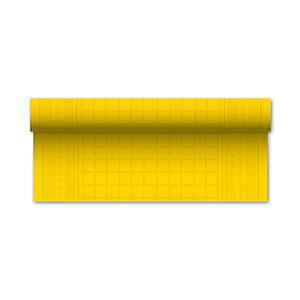 Tovaglie carta a rotolo 1,2x50mt gialle - 6pz