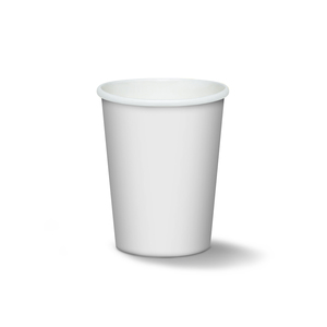 1000pz - Bicchieri in cartoncino 210ml per bevande calde
