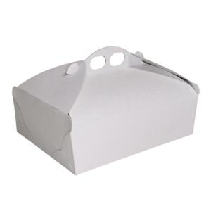 25 pz - Scatole porta paste Bianco Ramage