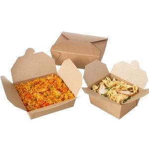 50 Contenitori asporto lunch box