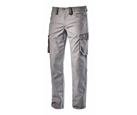 Pantalone diadora staff winter grigio