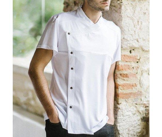Giblors giacca lapo bianco ambientata