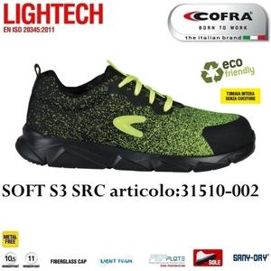 SCARPA SOFT S3 COFRA LIGHT TECH