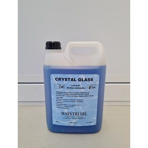 CRYSTAL GLASS - LAVAVETRI MULTIUSO 5KG
