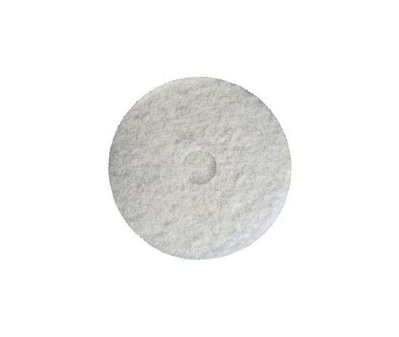 0 315f84ea 300 t730418 disco bianco monospazzola 18 457mm %28confezione da 5 pz%29