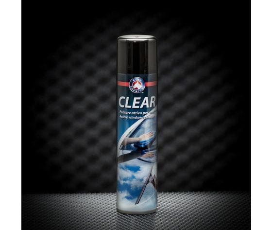 Clear spray
