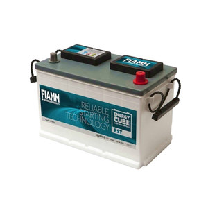 G28X 100 RST FIAMM BATTERIA RELIABLE STARTER