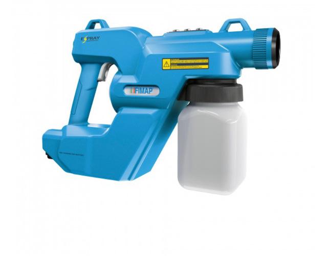 E spray