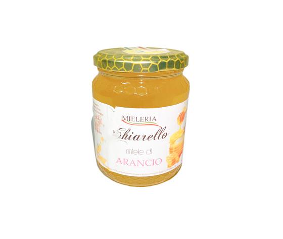 Miele arancio chiarello