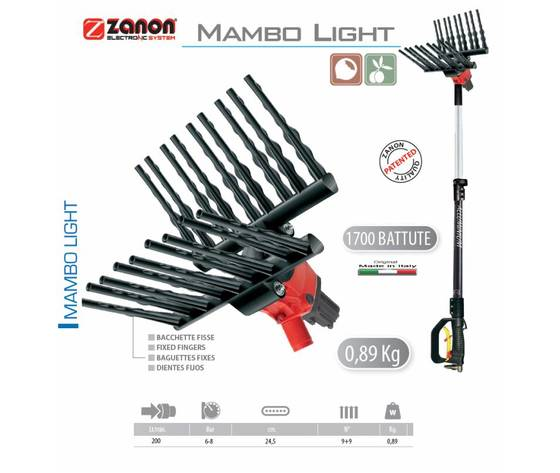 Mambo light zanon