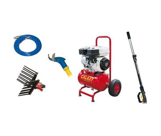 Kit motocompressore zanon t 250 hobby a benzina p 3497732 14949961 1