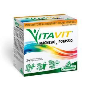 VITAVIT MAGNESIO POTASSIO 24 Bustine