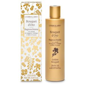 Bagnoschiuma Bouquet d'Oro 250 ml