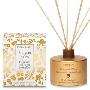 Fragranza per Legni Profumati Bouquet d'Oro