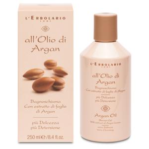 Bagnoschiuma All'Olio di Argan 250 ml