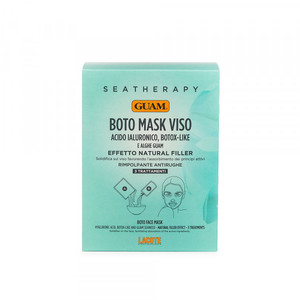 SEATHERAPY BOTO MASK VISO ALL'ACIDO IALURONICO